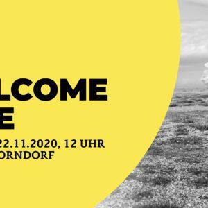 Welcome Time 22. November