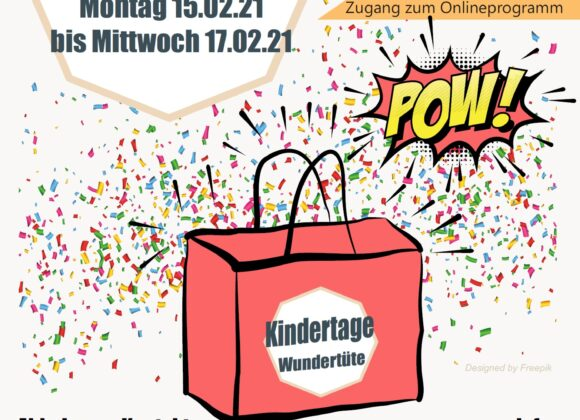 Kindertage an Fasching