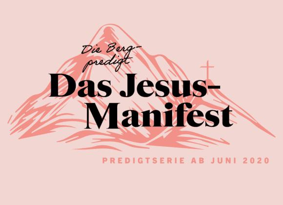 Bergpredigt – Sorgen